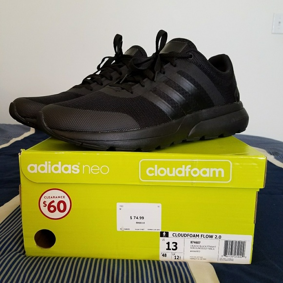 adidas neo shoes cloudfoam